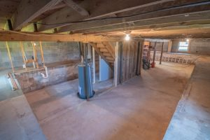 How to Moisture Proof Your Basement